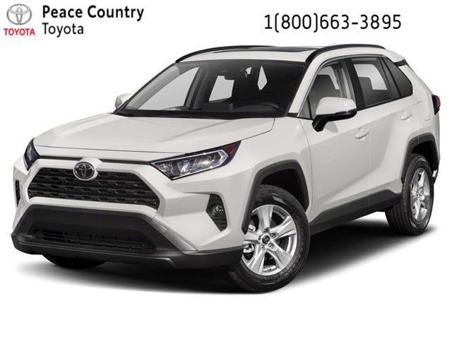 2019 Toyota RAV4 LE (Stk: 19165) in Dawson Creek - Image 1 of 9