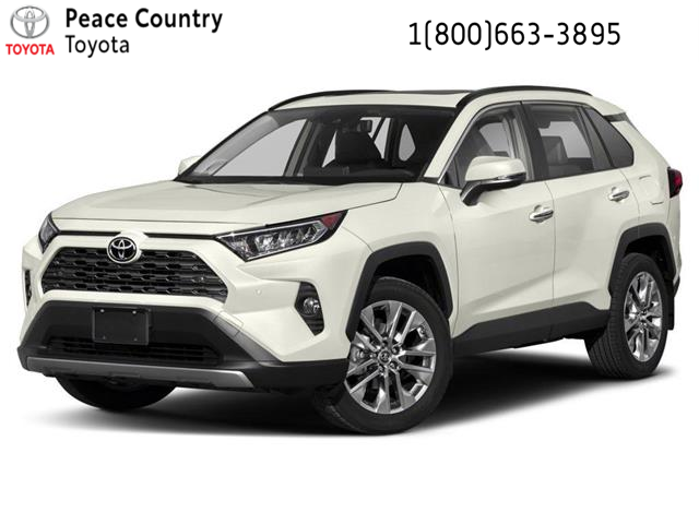 2019 Toyota RAV4 Limited (Stk: 1959) in Dawson Creek - Image 1 of 9