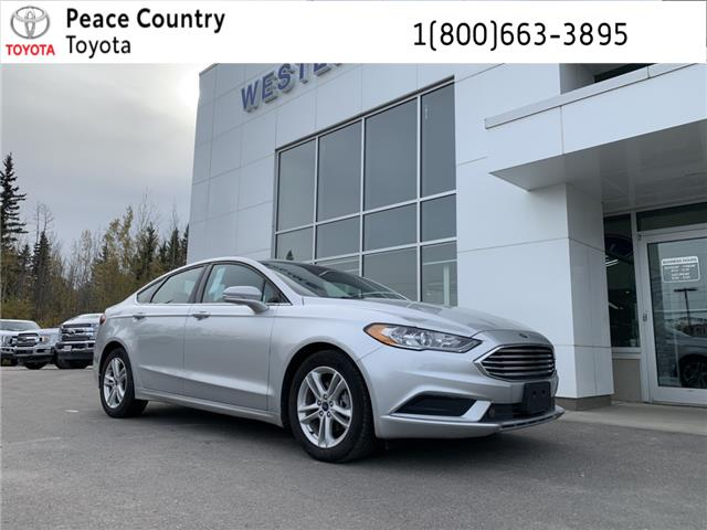 2018 Ford Fusion SE (Stk: 4198A) in Vanderhoof - Image 1 of 22