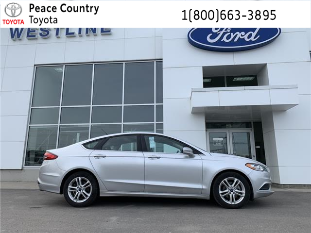 2018 Ford Fusion SE (Stk: 4198A) in Vanderhoof - Image 2 of 22