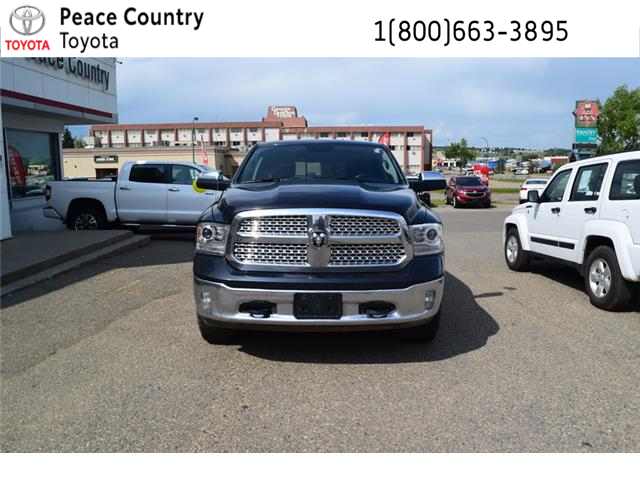 2017 RAM 1500 Laramie (Stk: 19145A) in Dawson Creek - Image 2 of 17