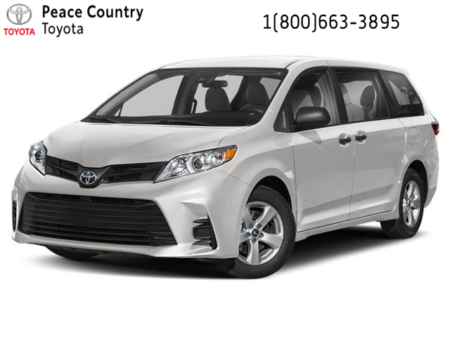 2020 Toyota Sienna SE 7-Passenger (Stk: 2039) in Dawson Creek - Image 1 of 9