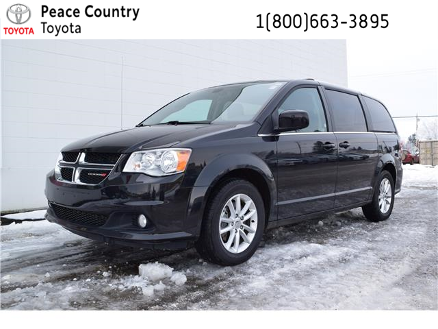 2018 Dodge Grand Caravan CVP/SXT (Stk: PO1831) in Dawson Creek - Image 1 of 20