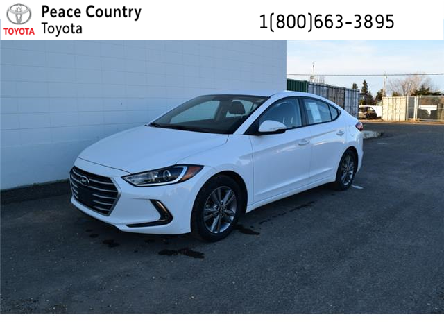 2018 Hyundai Elantra Sport Tech (Stk: 18215A) in Dawson Creek - Image 1 of 13
