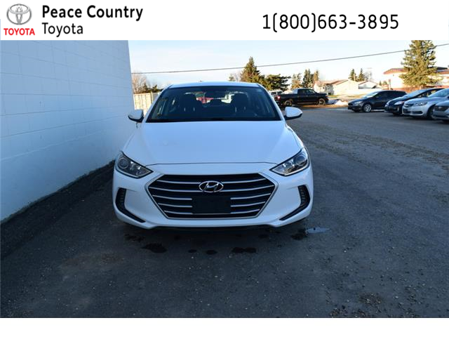 2018 Hyundai Elantra Sport Tech (Stk: 18215A) in Dawson Creek - Image 2 of 13
