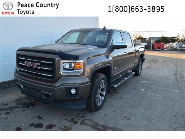 2015 GMC Sierra 1500 SLT (Stk: PO1846) in Dawson Creek - Image 1 of 12