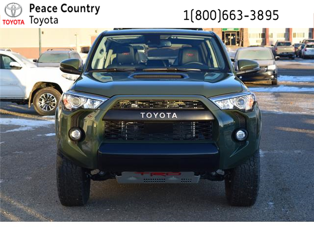 2020 Toyota 4Runner Base (Stk: 2061) in Dawson Creek - Image 2 of 14
