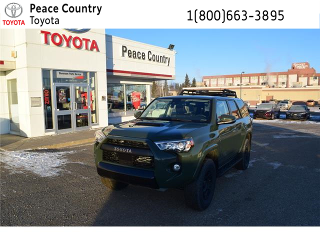 2020 Toyota 4Runner Base (Stk: 2061) in Dawson Creek - Image 1 of 14