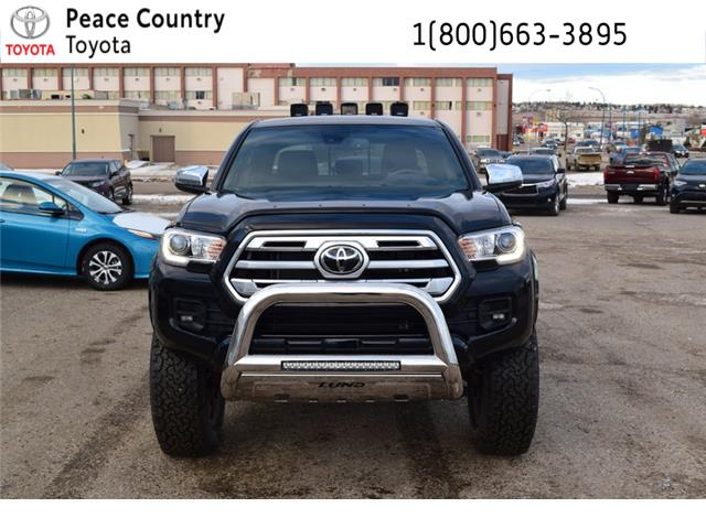 2019 Toyota Tacoma Limited V6 (Stk: 1960) in Dawson Creek - Image 2 of 12