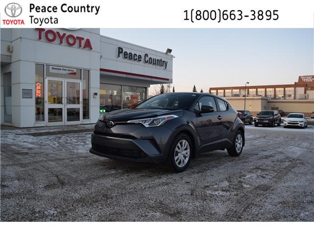 2019 Toyota C-HR Base (Stk: 1931) in Dawson Creek - Image 1 of 11