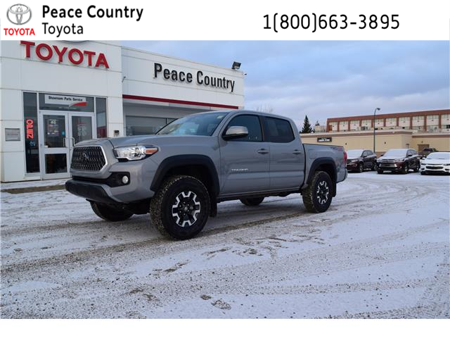 2019 Toyota Tacoma TRD Off Road (Stk: 19190) in Dawson Creek - Image 1 of 13