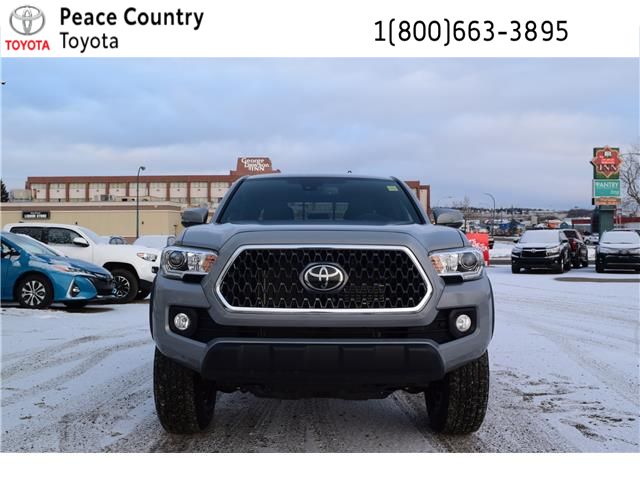 2019 Toyota Tacoma TRD Off Road (Stk: 19190) in Dawson Creek - Image 2 of 13
