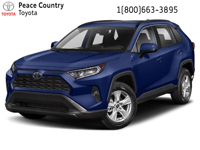 2020 Toyota RAV4 XLE (Stk: 2070) in Dawson Creek - Image 1 of 9