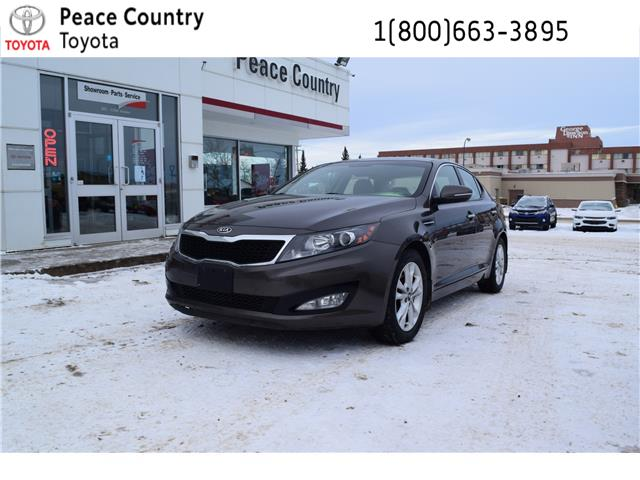 2012 Kia Optima EX (Stk: 19141A) in Dawson Creek - Image 1 of 12