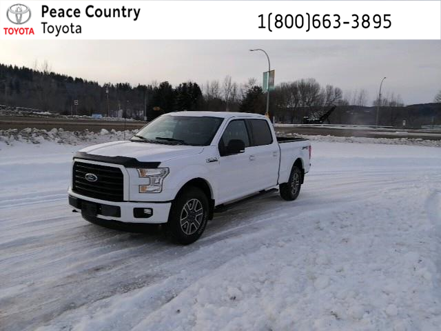 2016 Ford F-150 XLT (Stk: 19T209A) in Quesnel - Image 1 of 14