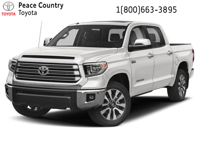 2020 Toyota Tundra Base (Stk: 2072) in Dawson Creek - Image 1 of 9