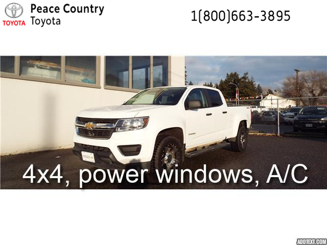 2016 Chevrolet Colorado WT (Stk: 8675) in Quesnel - Image 1 of 23