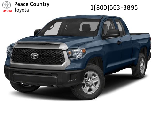 2020 Toyota Tundra SR5 (Stk: 2076) in Dawson Creek - Image 1 of 9