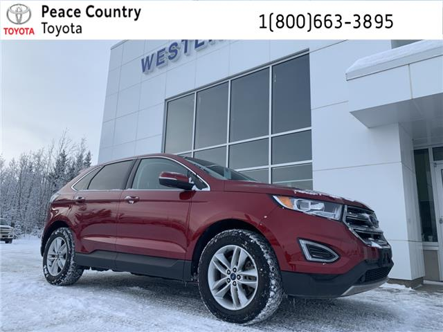 2016 Ford Edge SEL (Stk: 4221A) in Vanderhoof - Image 1 of 17