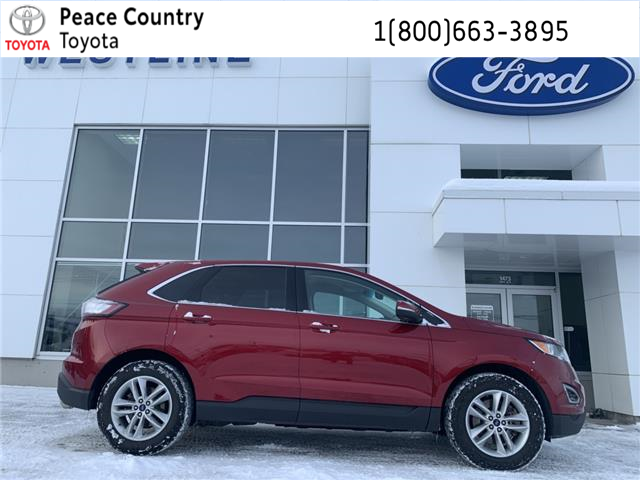 2016 Ford Edge SEL (Stk: 4221A) in Vanderhoof - Image 2 of 17