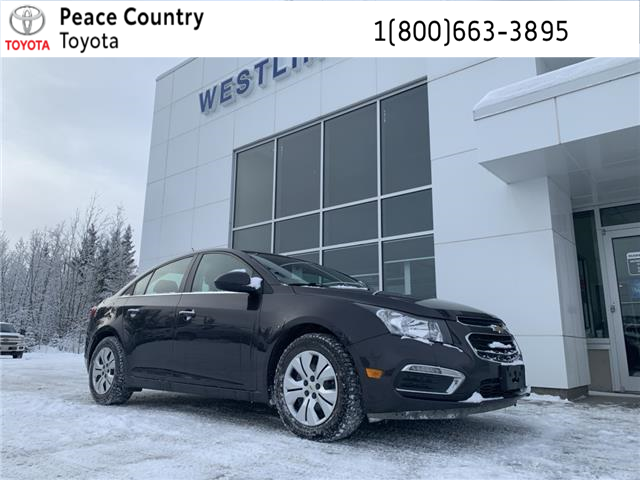 2016 Chevrolet Cruze Limited 1LT (Stk: 4129B) in Vanderhoof - Image 1 of 17