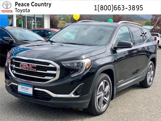 2018 GMC Terrain SLT Diesel (Stk: 19T186A) in Williams Lake - Image 1 of 42