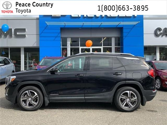 2018 GMC Terrain SLT Diesel (Stk: 19T186A) in Williams Lake - Image 2 of 42