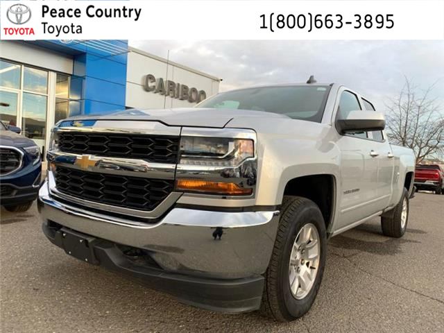 2019 Chevrolet Silverado 1500 LD LT (Stk: 9722) in Williams Lake - Image 1 of 33