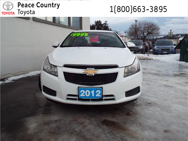 2012 Chevrolet Cruze LT Turbo (Stk: 5389A) in Quesnel - Image 2 of 21