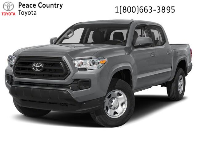 2020 Toyota Tacoma Base (Stk: 2056) in Dawson Creek - Image 1 of 9