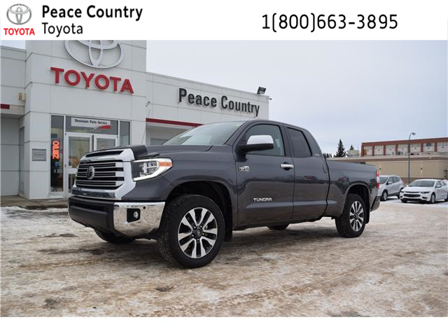 2019 Toyota Tundra Limited 5.7L V8 (Stk: 1994) in Dawson Creek - Image 1 of 11