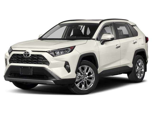 2020 Toyota RAV4 Limited (Stk: 2089) in Dawson Creek - Image 1 of 9
