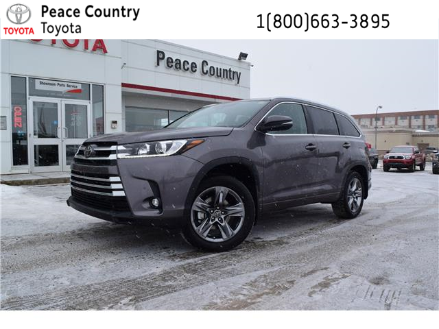 2019 Toyota Highlander Limited (Stk: 19192) in Dawson Creek - Image 1 of 15