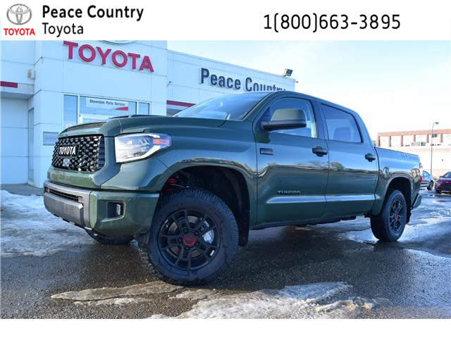 2020 Toyota Tundra Base (Stk: 2090) in Dawson Creek - Image 1 of 14