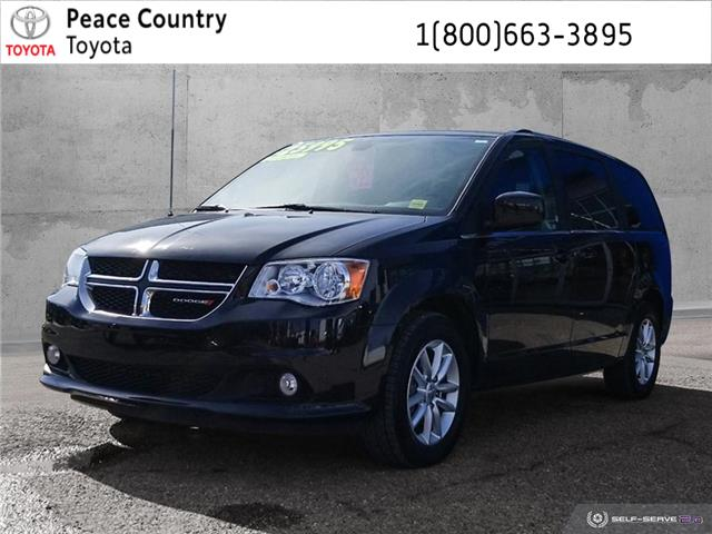 2018 Dodge Grand Caravan CVP/SXT (Stk: 8715) in Quesnel - Image 1 of 25