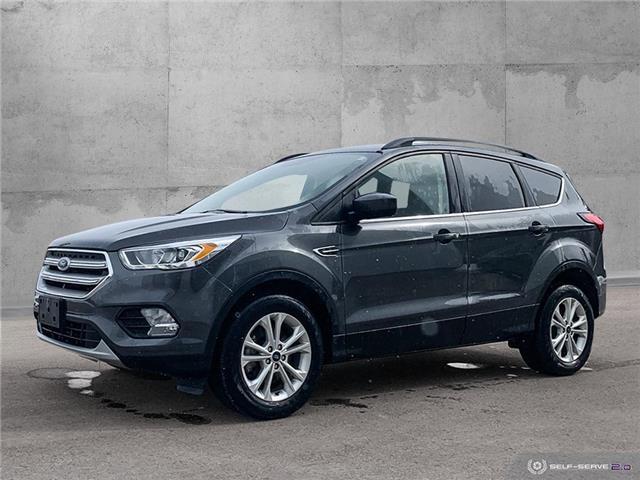 2019 Ford Escape SEL (Stk: 4812A) in Vanderhoof - Image 1 of 22