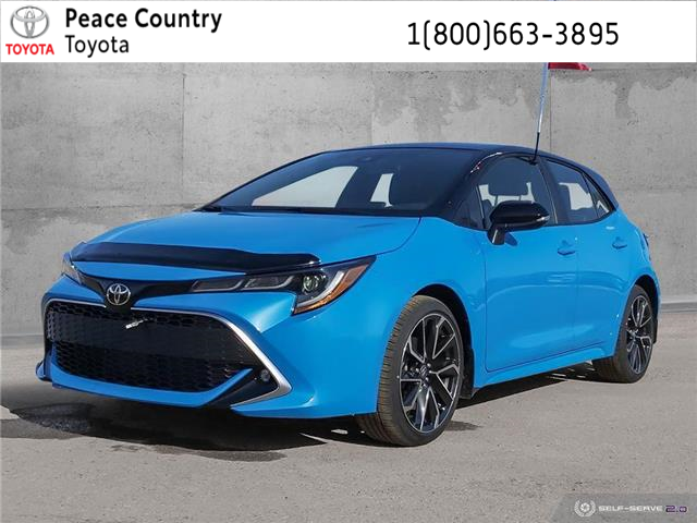 2020 Toyota Corolla Hatchback Base (Stk: 2099) in Dawson Creek - Image 1 of 24