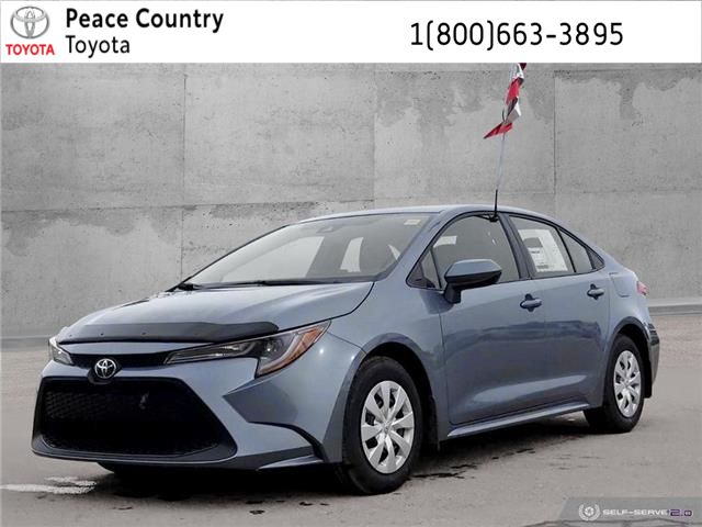 2020 Toyota Corolla L (Stk: 2008) in Dawson Creek - Image 1 of 24