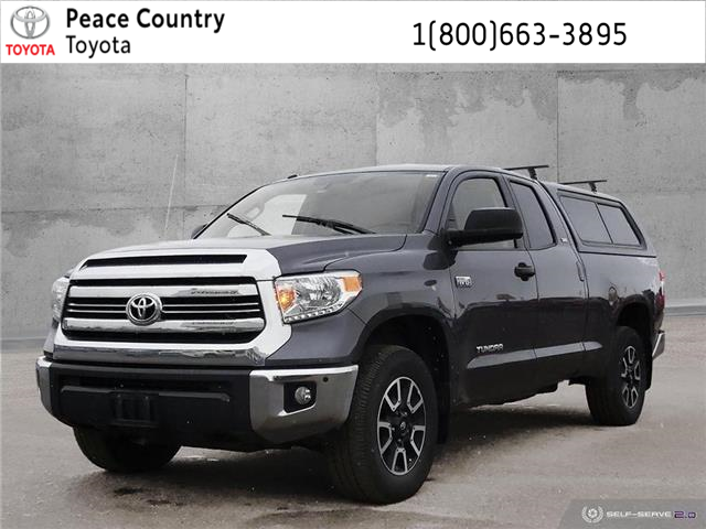 2017 Toyota Tundra SR5 Plus 5.7L V8 (Stk: PO1879) in Dawson Creek - Image 1 of 23