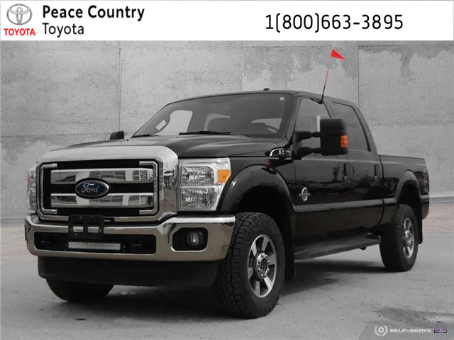 2016 Ford F-350  (Stk: PO1882) in Dawson Creek - Image 1 of 23