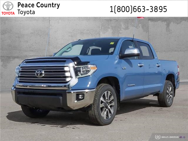 2019 Toyota Tundra Limited 5.7L V8 (Stk: 1990) in Dawson Creek - Image 1 of 24