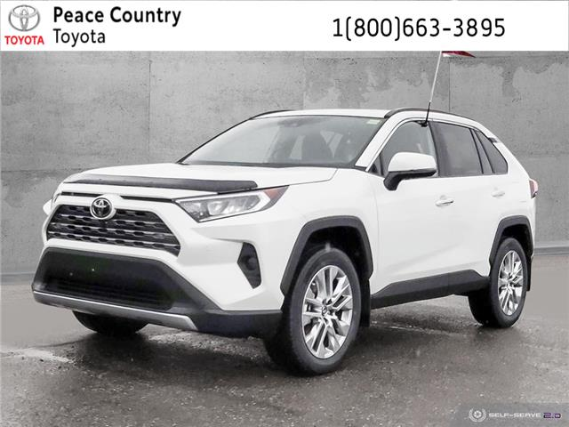 2020 Toyota RAV4 Limited (Stk: 2042) in Dawson Creek - Image 1 of 24
