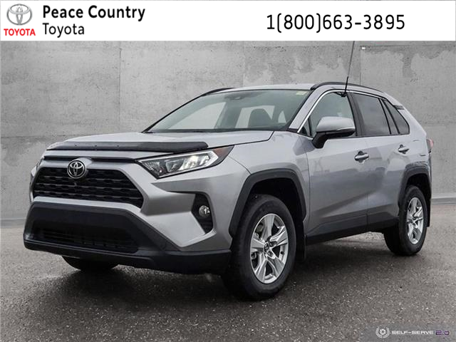 2020 Toyota RAV4 XLE (Stk: 2059) in Dawson Creek - Image 1 of 24