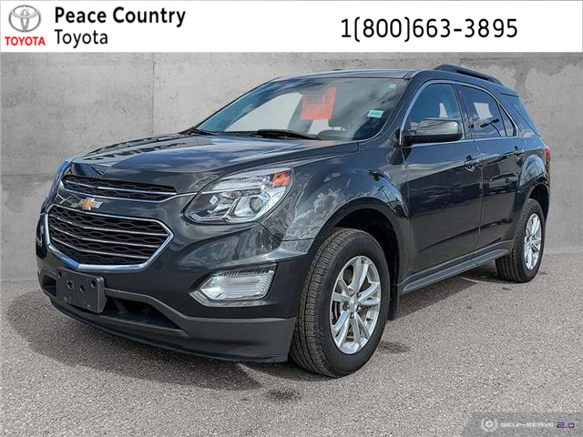 2017 Chevrolet Equinox LT (Stk: 9743) in Williams Lake - Image 1 of 25