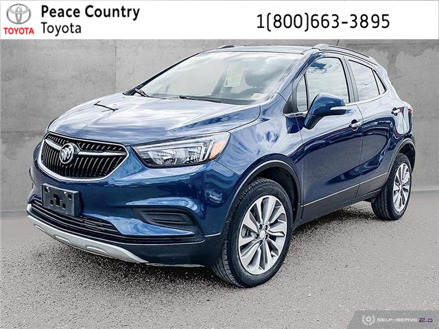 2019 Buick Encore Preferred KL4CJESB5KB810375 20T013A in Williams Lake