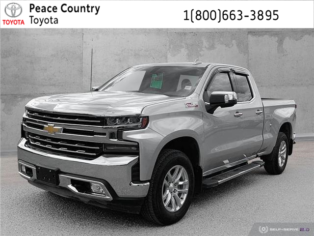 2019 Chevrolet Silverado 1500 LTZ (Stk: 20T124A) in Williams Lake - Image 1 of 24
