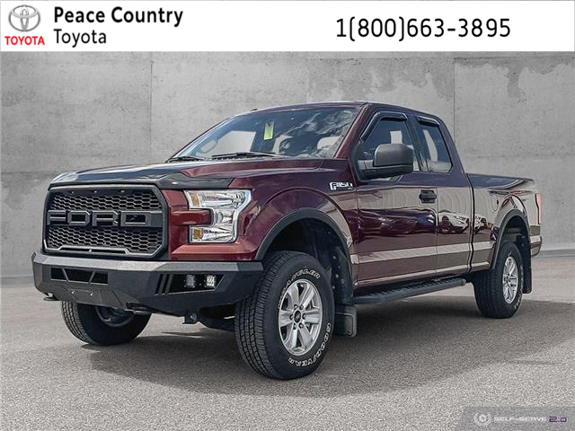 2017 Ford F-150 XLT (Stk: 9836) in Quesnel - Image 1 of 25