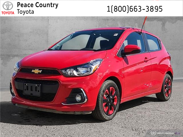 2018 Chevrolet Spark 1LT CVT (Stk: 2034A) in Dawson Creek - Image 1 of 23