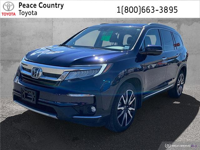 2019 Honda Pilot Touring (Stk: 19T261A) in Williams Lake - Image 1 of 25