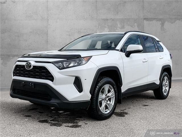 2019 Toyota RAV4 LE (Stk: 9845) in Quesnel - Image 1 of 24